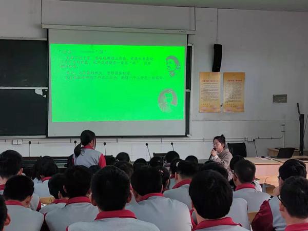 """肥东县高一语文新教材""""同课异构""""活动在城关中学举行"""